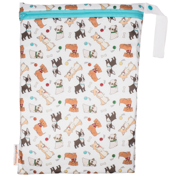 Smart bottoms medium mesh wetbag for Cloth nappies fido