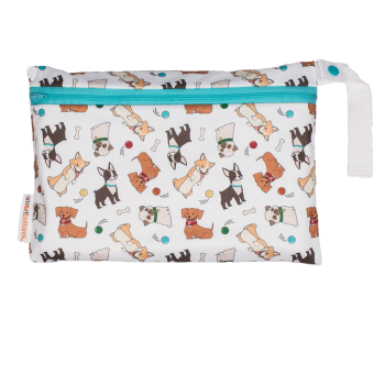 Smart bottoms small wet bag for Cloth nappies fido