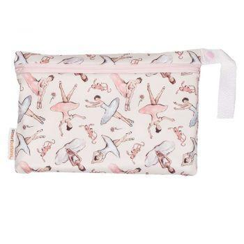 Smart bottoms small wet bag for Cloth nappies dancer