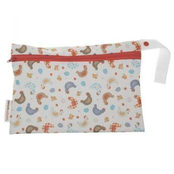 Smart bottoms small wet bag for Cloth nappies cluck