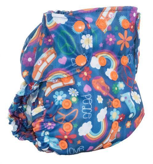 smart bottoms cloth nappy cover