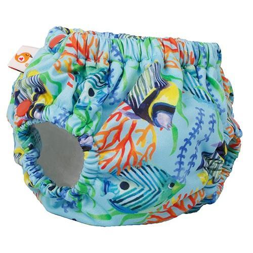 Smart Bottoms Swim Diaper 2.0 - Small
