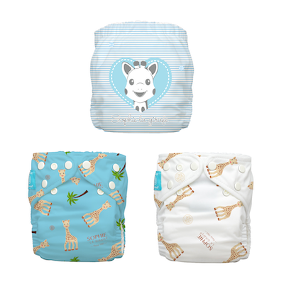 Charlie Banana one size reusable pocket nappy