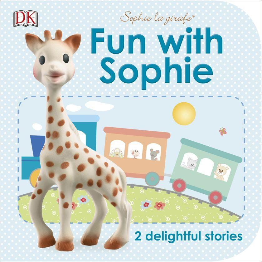 Sophie the Giraffe - Fun with Sophie Book