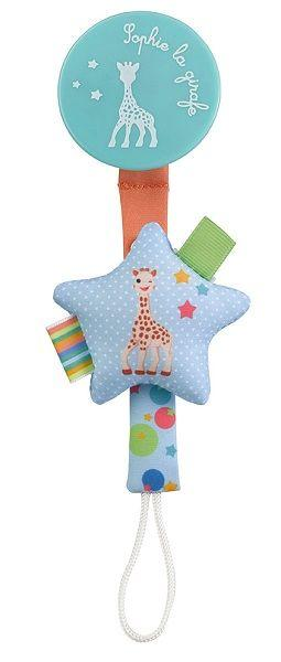 Sophie the Giraffe - Star Soother Holder