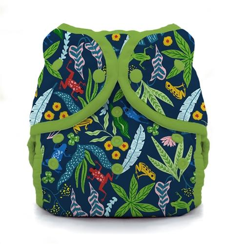 Thirsties reusable cloth nappy cover wrap leap