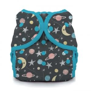 Thirsties reusable cloth nappy cover wrap stargazer