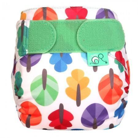 tots bits teenyfit newborn cloth nappy