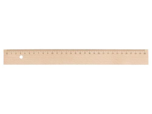 Wooden Ruler Eco Friendly