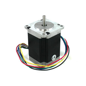 Stepper Motor NEMA 23 (Unipolar/Bipolar, 200 Steps/Rev, 57x76mm, 4.5V, 2 A/Phase)
