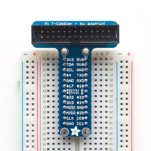 Adafruit Pi T-Cobbler Breakout Kit for Raspberry Pi Model A and B