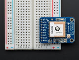 Adafruit Ultimate GPS Breakout v3 (66 channel w/10 Hz updates)