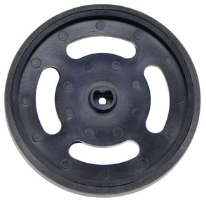 "Wheel for Solarbotics GMPW-B (Black 2-5/8"")"