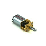 Pololu 50:1 Micro Metal Gearmotor HP with Extended Motor Shaft