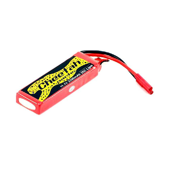 Lithium Polymer Battery Pack (3300mAh 11.1V)