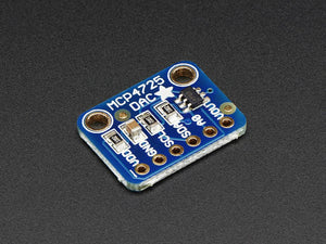 Adafruit 12-Bit DAC Breakout Board using I2C Interface (MCP4725)