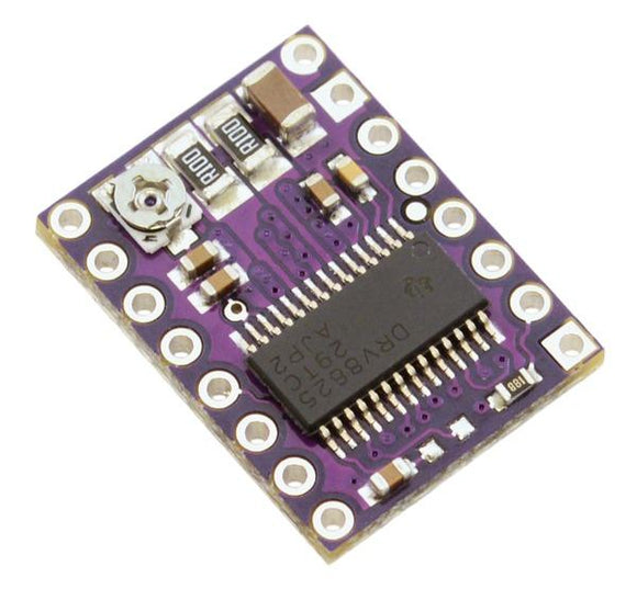 Pololu Stepper Motor Driver DRV8825 Carrier (8.2-45V 2.2A)