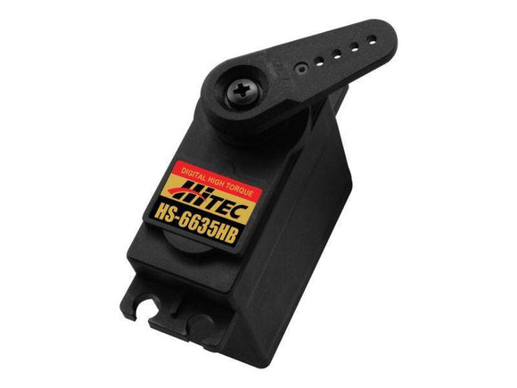 Hitec HS-6635HB High Torque, Karbonite Gear Digital Sport Servo