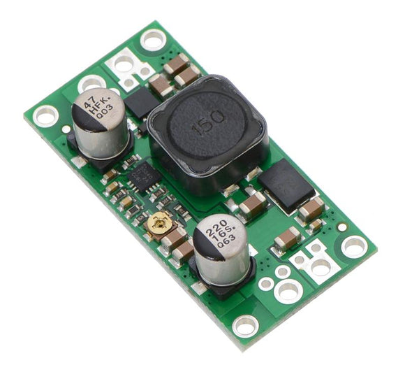 Pololu 4-12V 2A Adjustable Step-Up/Step-Down Voltage Regulator (2.9-32V Input S18V20ALV)