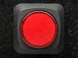 16mm Illuminated Pushbutton (Red Momentary)