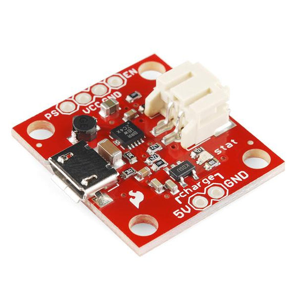 SparkFun Power Cell (LiPo Charger/Booster)