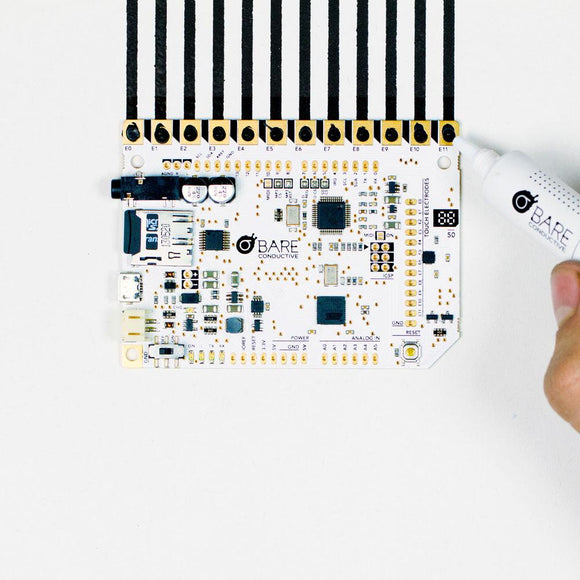 BARE Conductive Touch Board