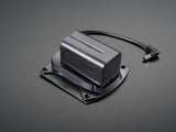 Camcorder Battery Holder/Adapter (2.1mm DC Jack)