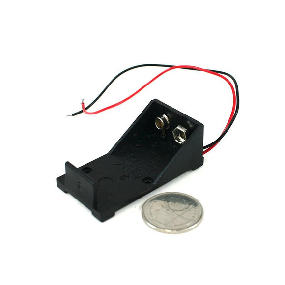 9V Battery Holder Single Cell