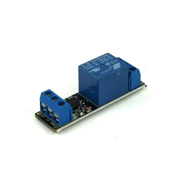 1-Channel Relay Module (5VDC - 250VAC/110VDC 10A)
