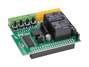 PiFace IO Expansion Board for Raspberry Pi 2 B, B+ and A+
