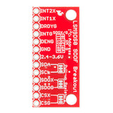 SparkFun 9 Degrees of Freedom IMU Breakout (LSM9DS0)