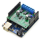 Pololu Dual Motor Driver Shield for Arduino (3A 5-28V)