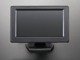 "NTSC/PAL (Television) TFT Display - 4.3"" Diagonal"