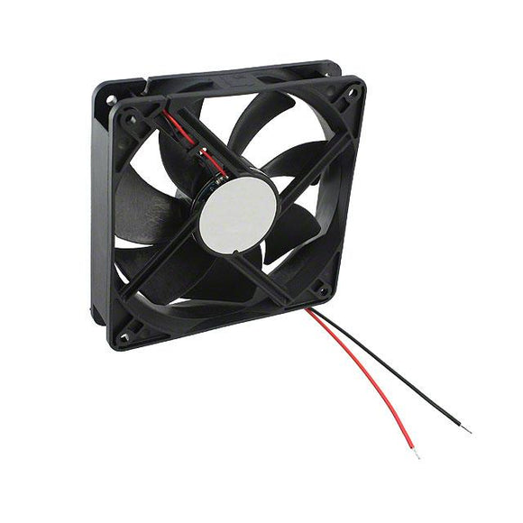 Large Cooling Fan (12V 120 mm x 25 mm)