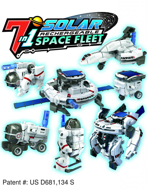 OWI Solar Space Fleet