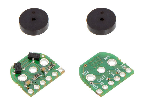 Pololu Magentic Encoder Pair Kit for Micro Metal Gearmotors (12 CPR 2.7-18V)
