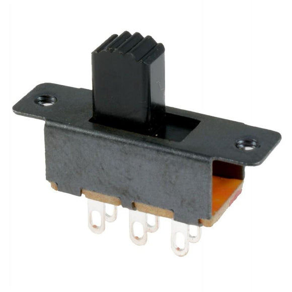 DPDT Slide Switch (3A 125V)