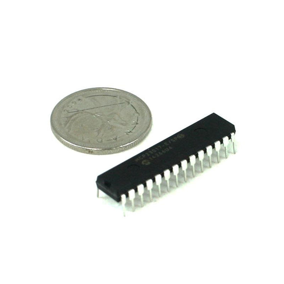 I²C 16-Channel Input/Output Port Expander (MCP23017)