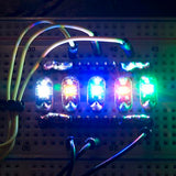 Arduino LilyPad LED (Purple 5pcs)
