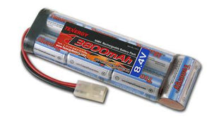 Tenergy 7S NiMH Battery w/ Tamiya Connector (8.4V 3800mAh)