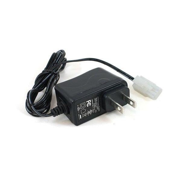 Tenergy NiMh Charger For 8.4V-12V Battery Pack w/ Tamiya Connector (15V 400mA) - UL Listed