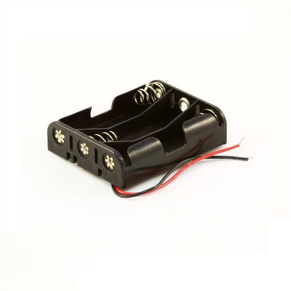 3-AA Battery Holder