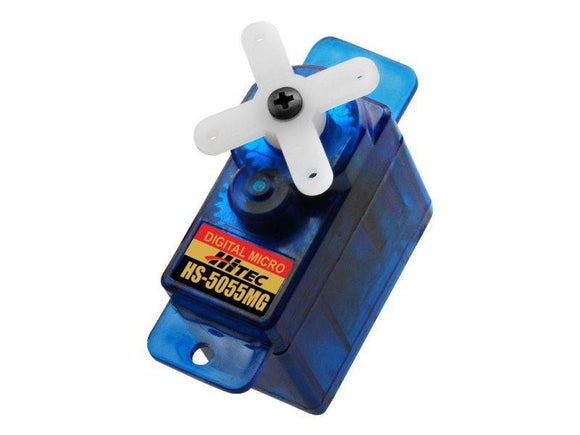Hitec HS-5055MG Digital Feather Servo