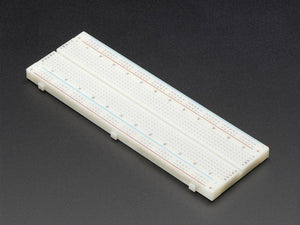Breadboard with Self-Adhesive (830 Tie Point White)