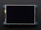 "Adafruit PiTFT Plus 480x320 3.5"" TFT + Touchscreen for Raspberry Pi"