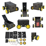 Actobotics Half-Pint Runt Rover Chassis Kit