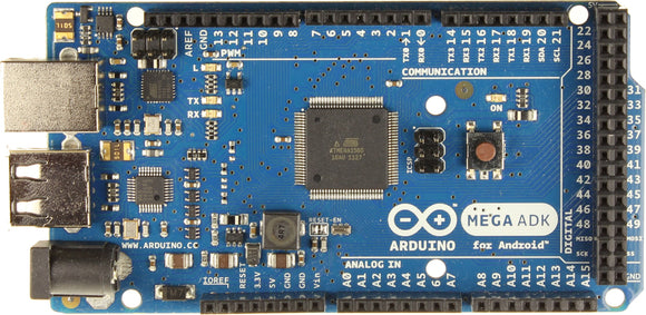 Arduino Mega ADK Rev3 (Retail) (from arduino.cc)