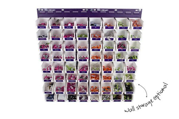 littleBits Pro Library (with Wall Mount)