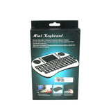 Mini i8 2.4GHz Wireless Keyboard (Remote Control) with Touchpad