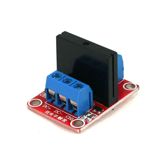 1-Channel Solid State Relay Module (5VDC - 240V 2A)